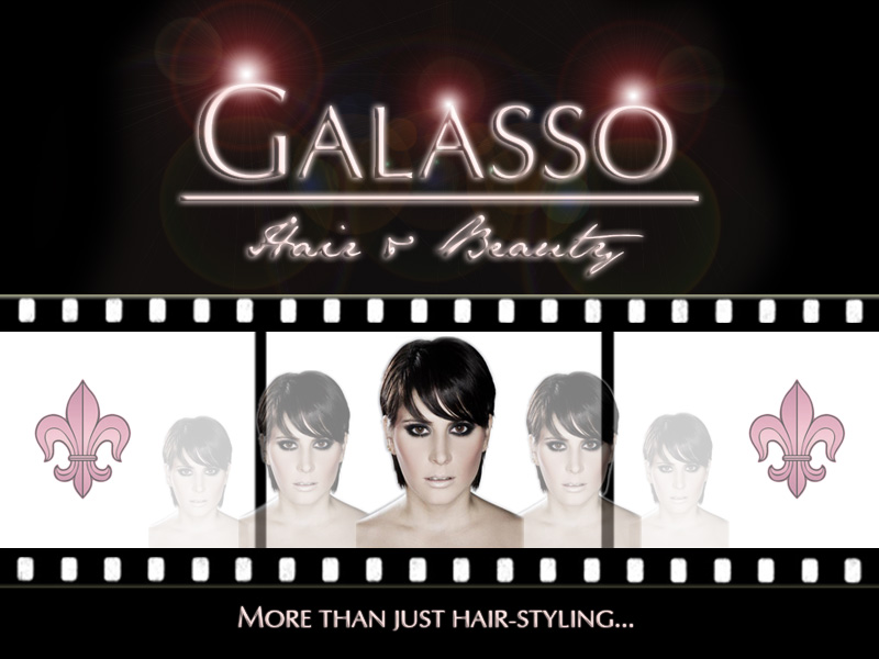 Logo - Coiffeur Galasso Hair & Beauty